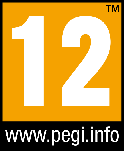 PEGI rating 12