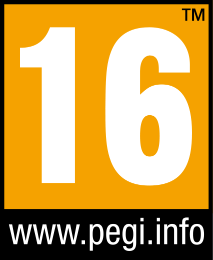 PEGI rating 16